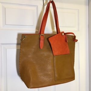 Shiraleah Chicago Tote Bag